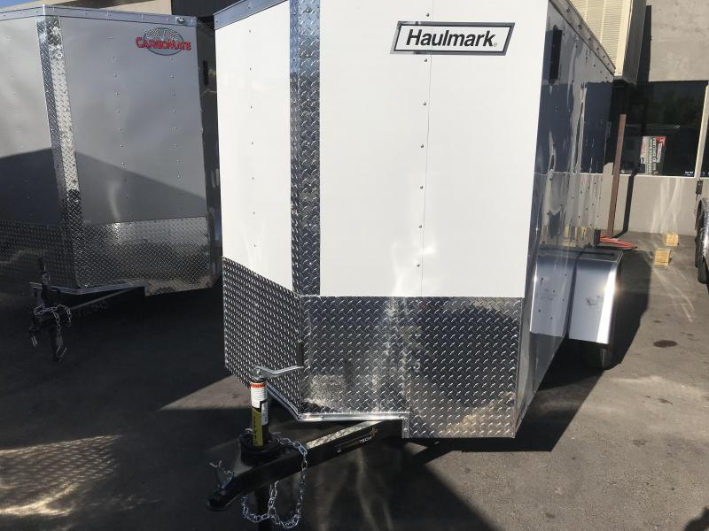 2018 Haulmark 5 x 10 VG3000 Enclosed Cargo Trailer