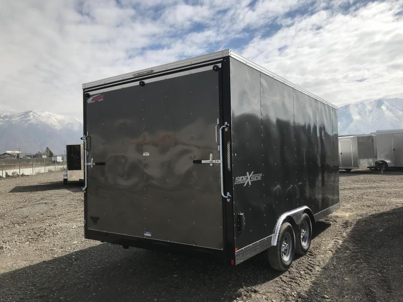 2019 Mirage Trailers Xpres 8.5x16 Enclosed Cargo Trailer
