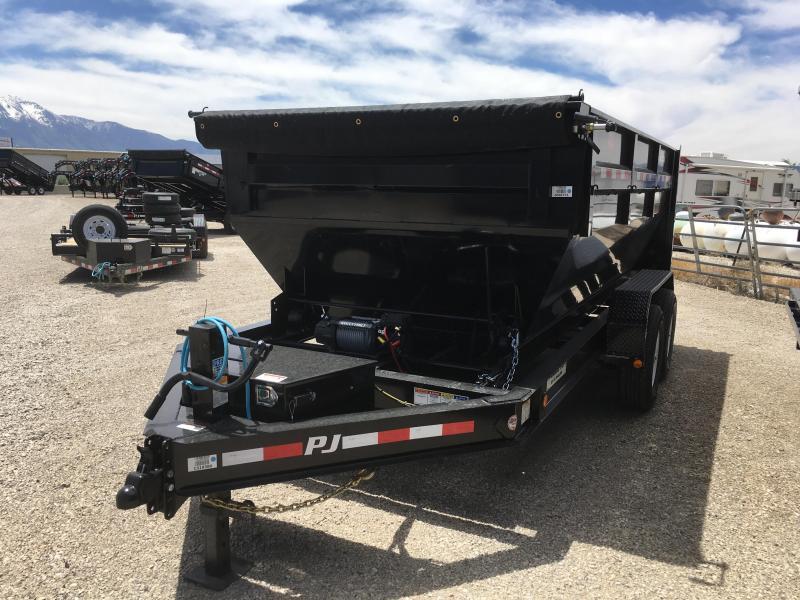 Pj Trailers Rollster Roll Off (DR) Dump Trailer