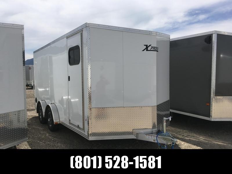7.5x16 White High Country Xpress Cargo Trailer in Ashburn, VA