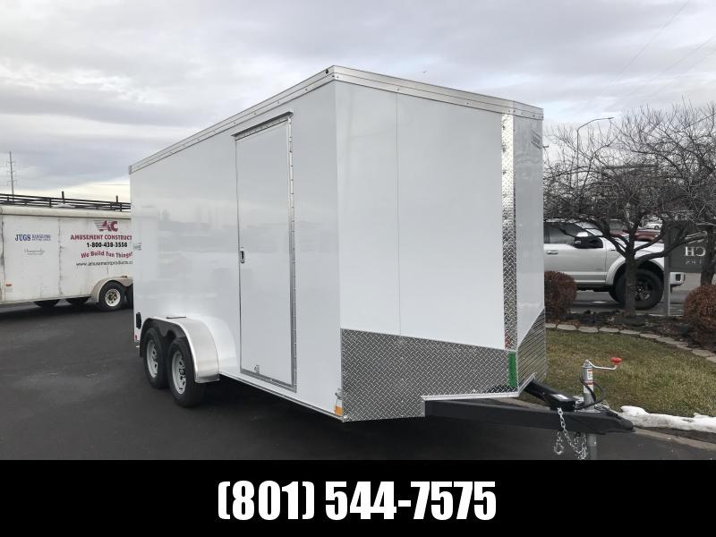 2019 Haulmark 7x16 Transport Enclosed Cargo Trailer