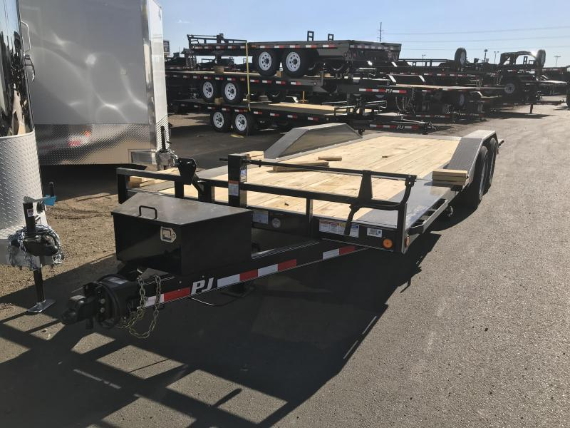 2019 PJ Trailers 6x22 TS Tilt in Circle, AK