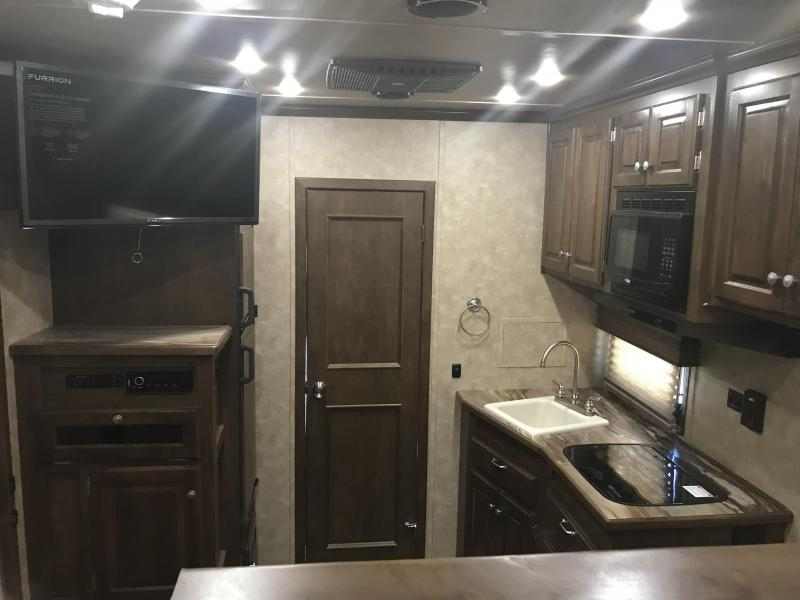 2018 Sundowner Trailers 38ft (2086) Living Quarter Toy Hauler