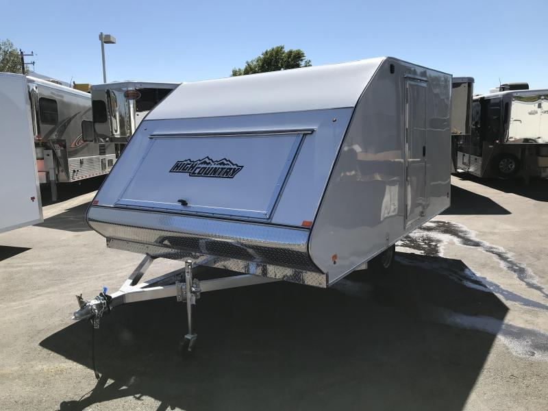 2019 High Country 12ft Crossover Snowmobile Trailer