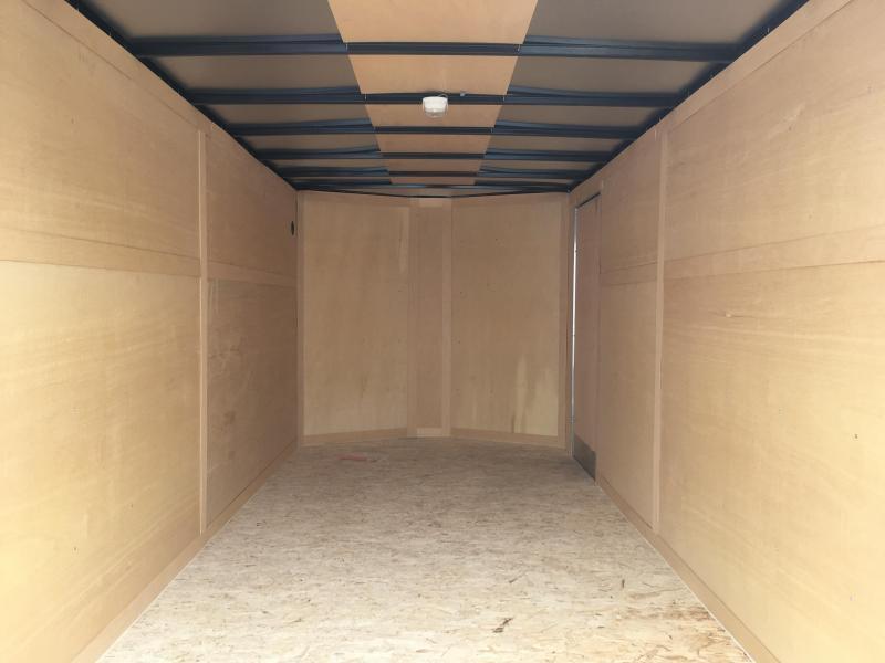 Haulmark 7x16 Passport w/ Barn Doors Cargo