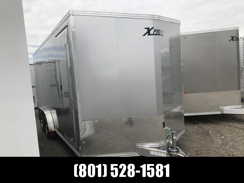 2018 High Country 7.5x18 Xpress Enclosed Cargo Trailer
