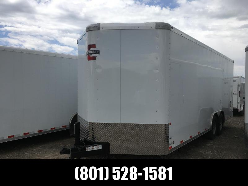 100x22 White Charmac Commercial Duty Cargo Trailer with 7k Axles in Ashburn, VA