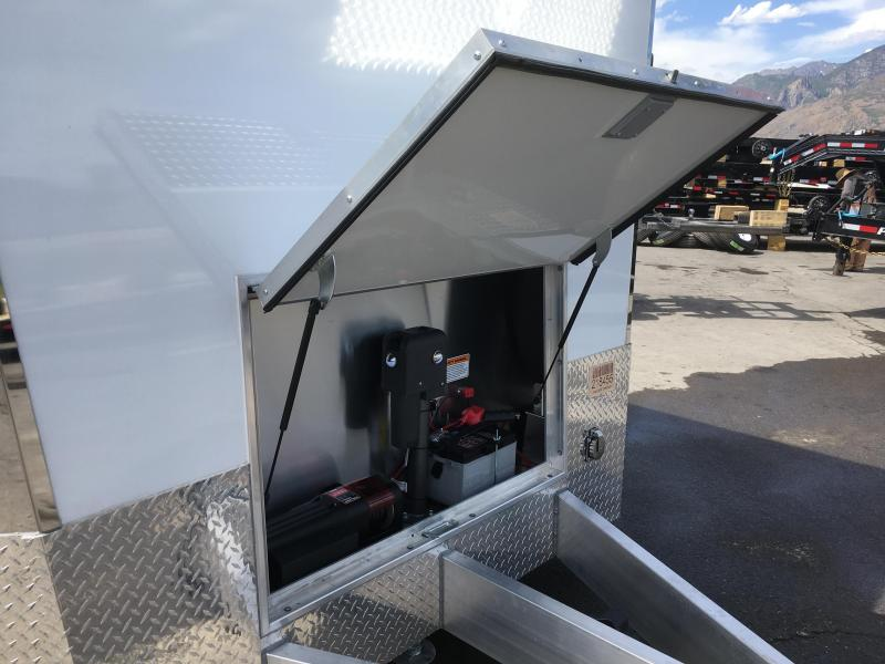 8.5x28 White ATC Quest X