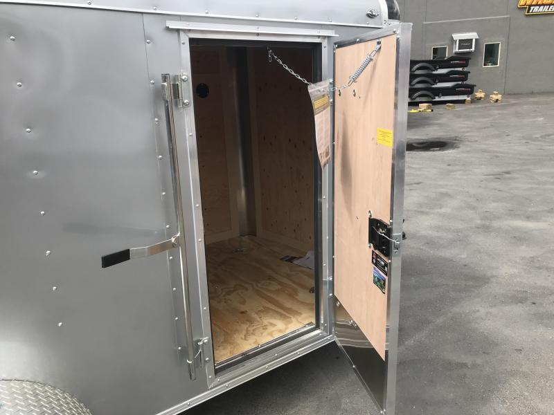 2019 Cargo Mate 5X10 Blazer Enclosed Cargo Trailer