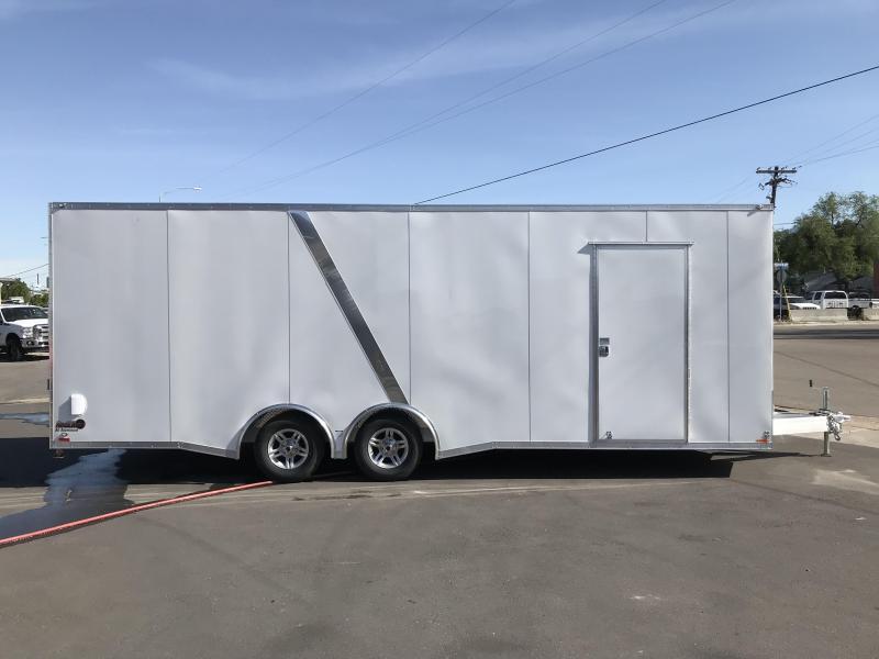 2019 Cargo Mate 8 x 24 Redline Carhauler