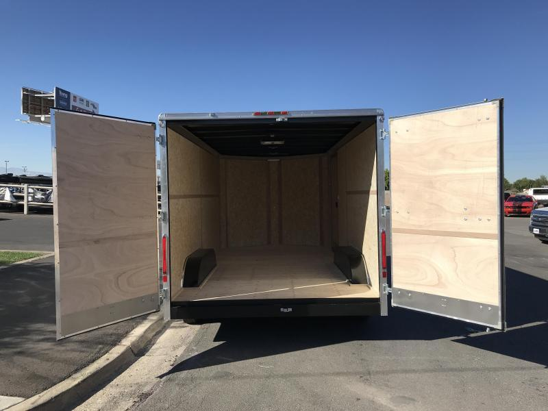 2019 Charmac Trailers 100x16 Commercial Duty Enclosed Cargo Trailer