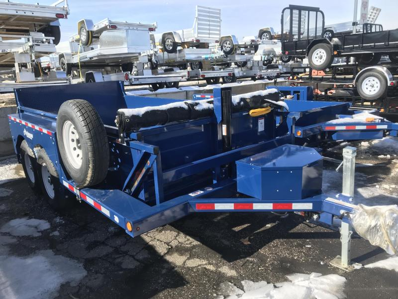 2019 Air Tow 3D-12 Flatbed Trailer