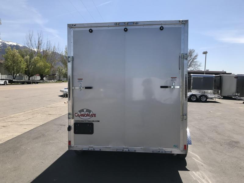 2019 Cargo Mate 7 x 14 Enclosed Cargo Trailer
