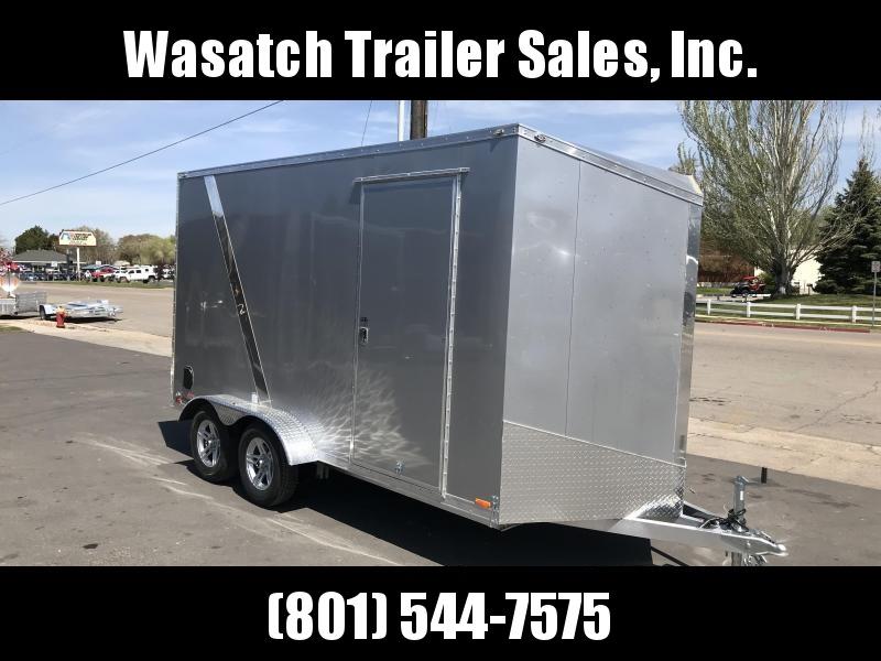 2019 Cargo Mate 7 x 14 Enclosed Cargo Trailer