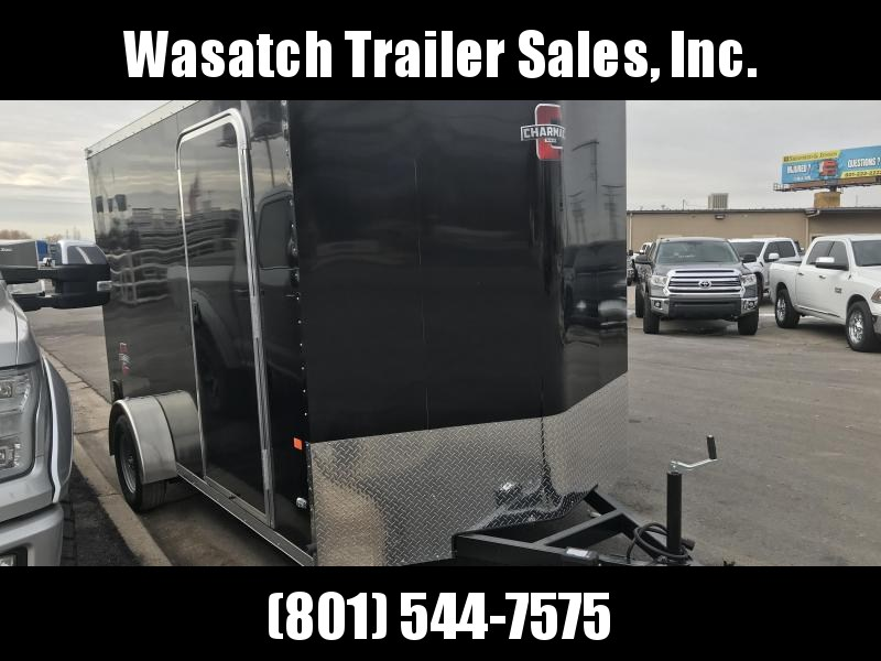2018 Charmac Trailers 7x12 Stealth Enclosed Cargo Trailer
