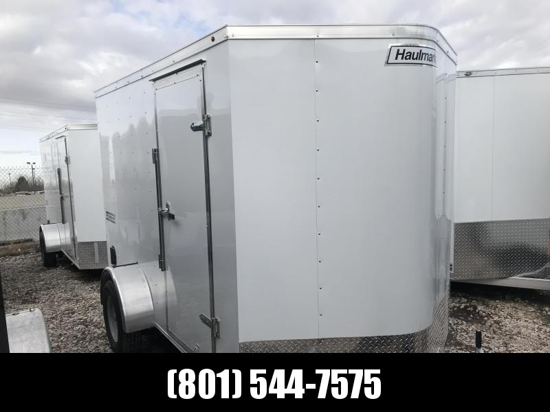 Haulmark White 6x10 Passport with Ramp Enclosed Cargo Trailer in UT