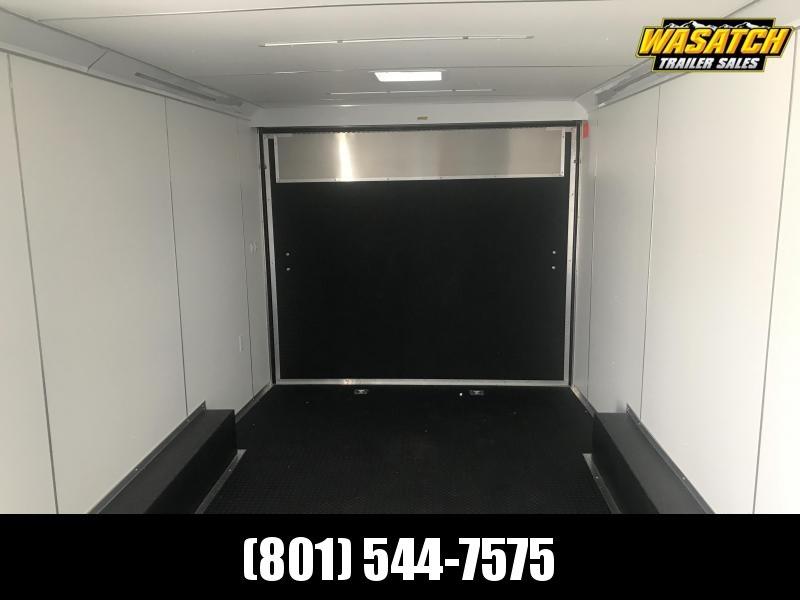 Continental Cargo 8.5x22 White Auto Master Car Hauler
