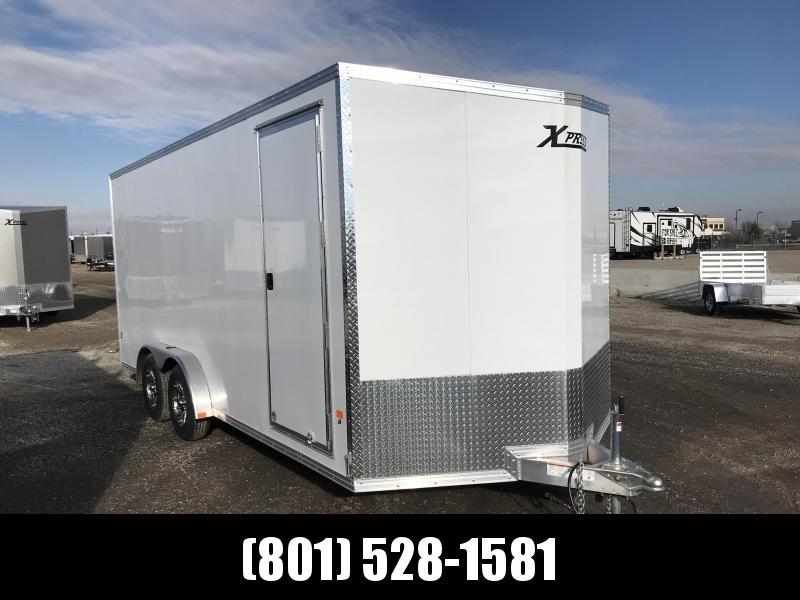 2018 High Country 7.5x18 Xpress Enclosed Cargo Trailer