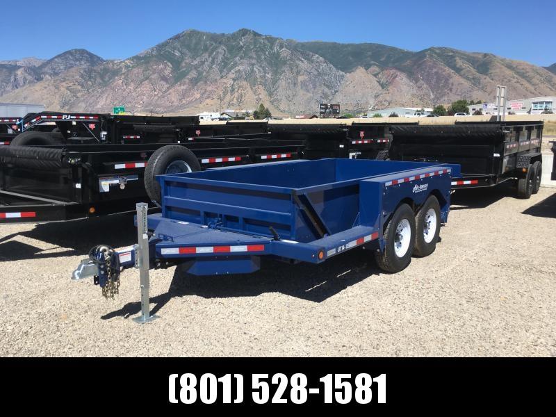 Air Tow UT14-12 Tandem Axle Utility Trailer