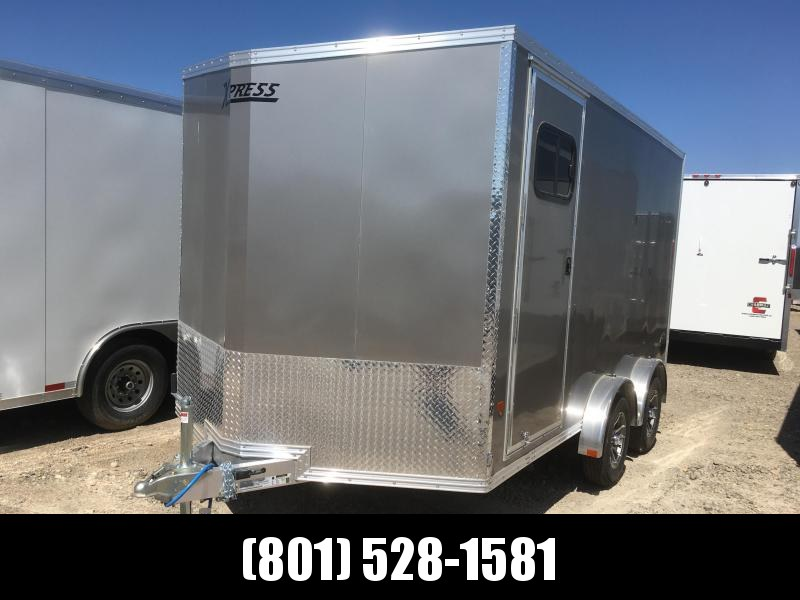 7.5x14 Pewter High Country Xpress Cargo Trailer