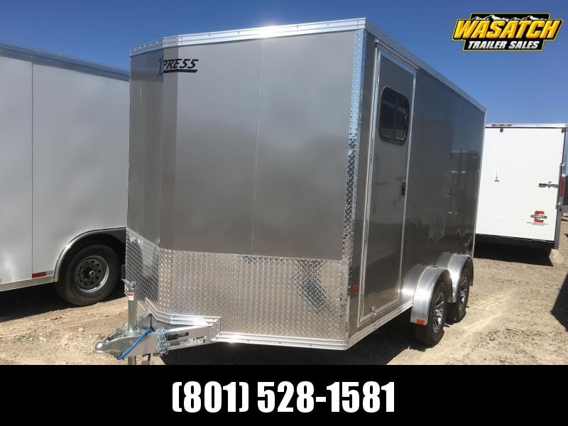 High Country 7.5x14 Xpress Enclosed Aluminum Cargo w/ V-nose