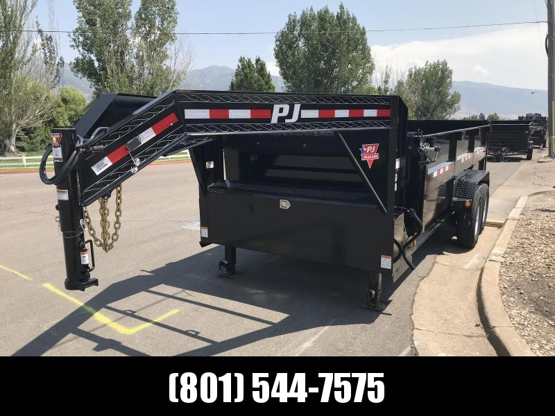 PJ 83x16 Low Pro High Side Dump (DM) Dump