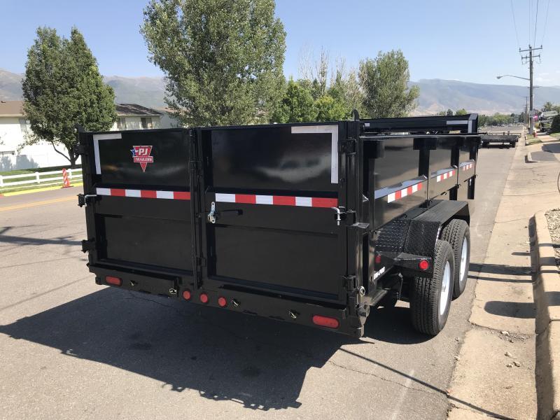 PJ 83x16 Low Pro High Side Dump (DM) Dump