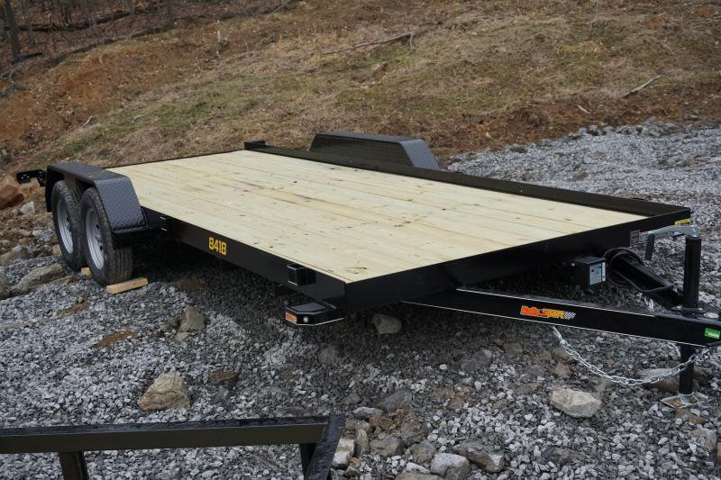 2019 Doolittle Trailer Mfg RS84X187K Equipment Trailer