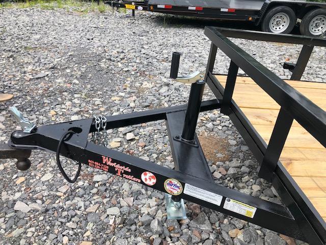 2019 W-W Trailer U-5X10 Utility Trailer
