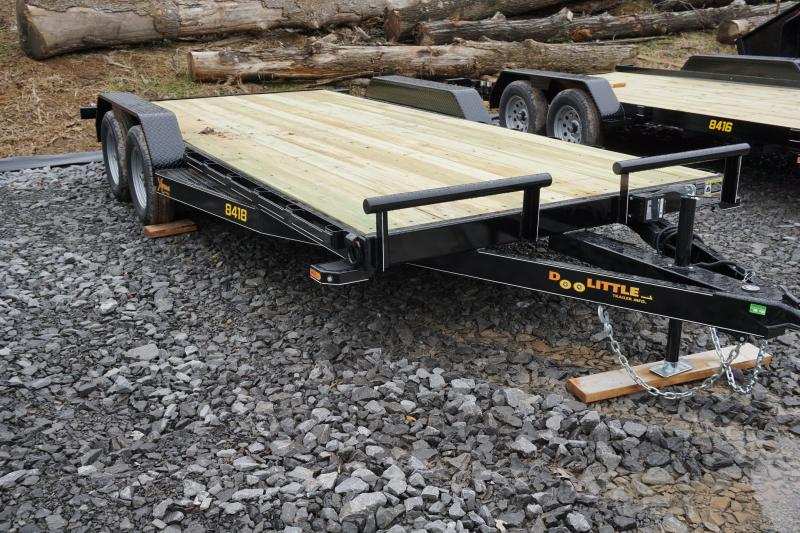 2019 Doolittle Trailer Mfg XT84187K Car / Racing Trailer