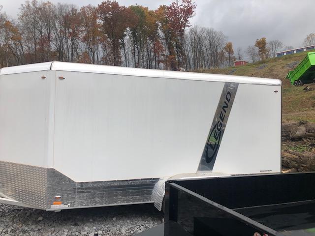 2018 Legend Manufacturing 7X17DVN Enclosed Cargo Trailer