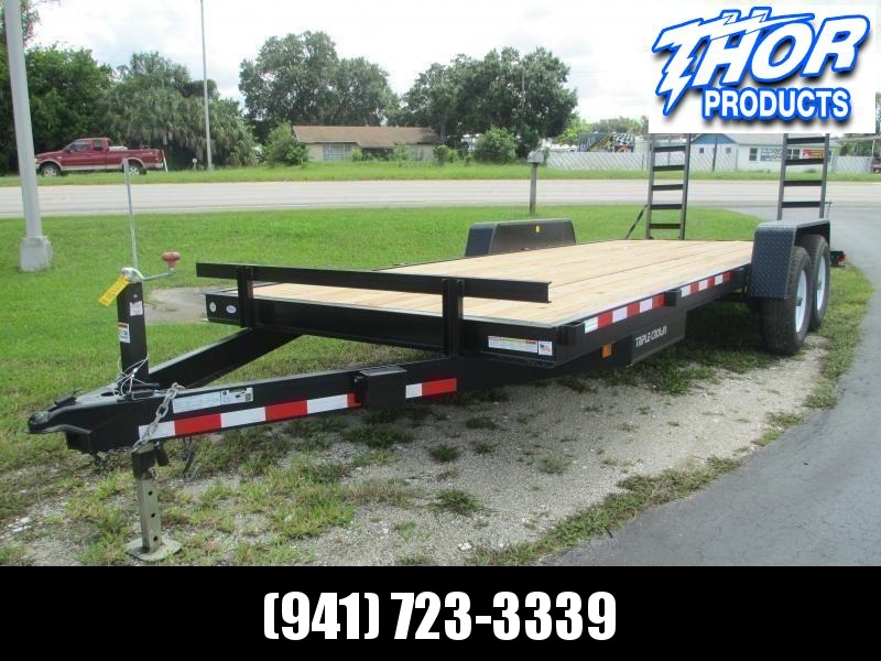 NEW 7x20 Equipment Trailer 14K w/ramps in Ashburn, VA
