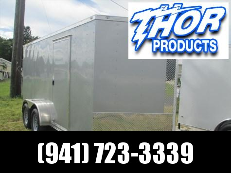Anvil 7 x 14 TA Enclosed Cargo Trailer