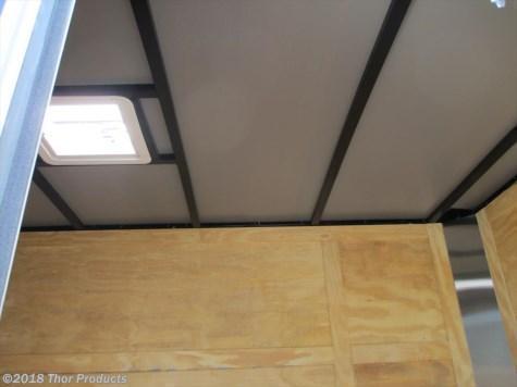 NEW 6 x 12 SA Trailer w/Double Rear doors side door RADIALS - WHITE