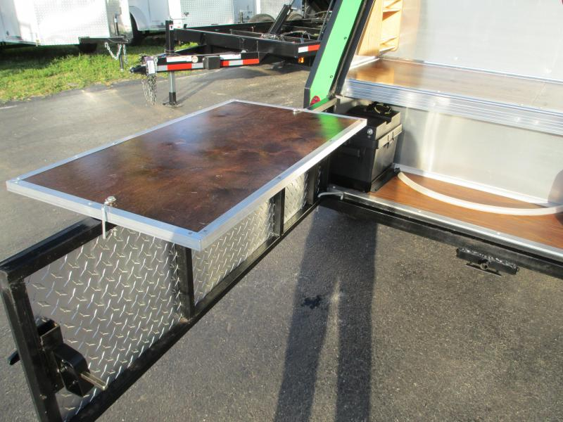 5X8 Tear Drop Travel Trailer GO CAMPING THIS WEEKEND!!