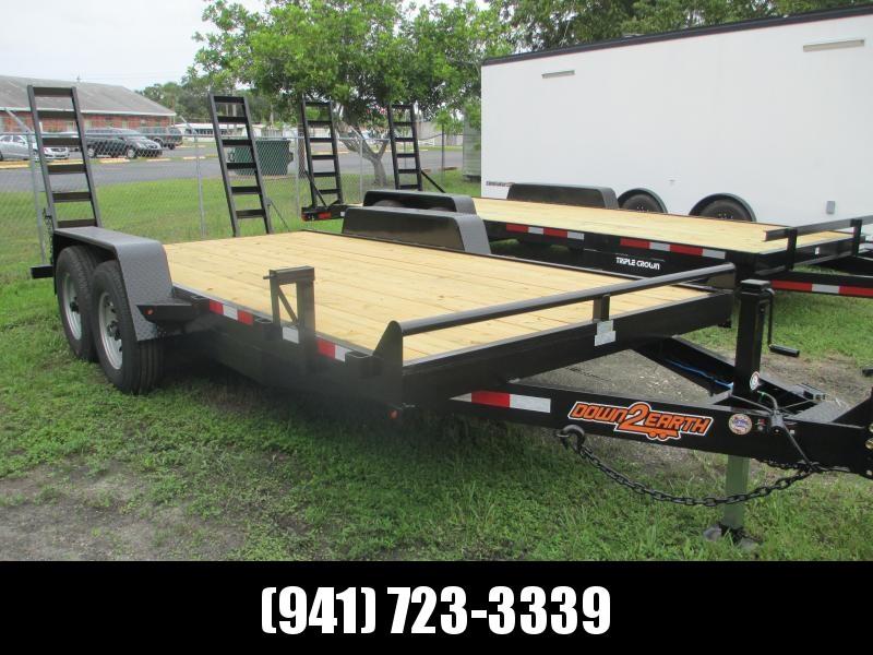 NEW 7X16 14K Equipment Trailer  in Ashburn, VA