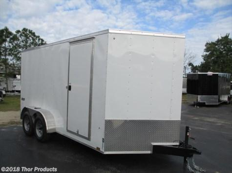 Pace American 7 x 14 TA Enclosed Cargo Trailer