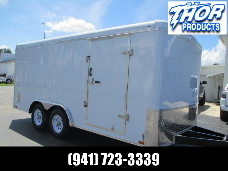 NEW 8x16 EXPRESS Commercial Duty Enclosed Trailer LANDSCAPERS DREAM!! in Ashburn, VA