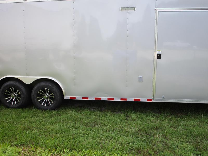 8.5 X 30 10K Car / Racing Trailer W/tons of Options!!