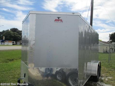 Anvil 7 x 16 TA Enclosed Cargo Trailer