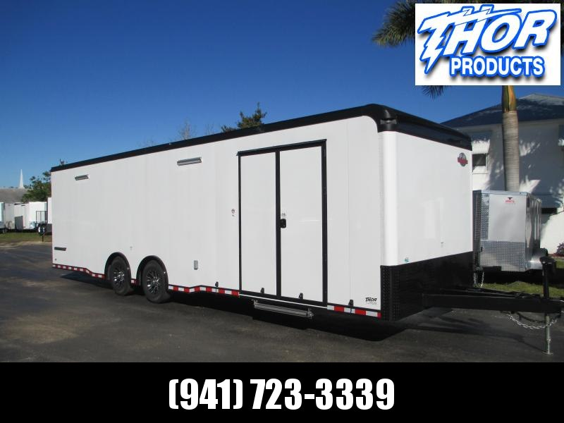 NEW 8.5 X 30 12K Car / Racing Trailer Flat Front w/Black Out Package and TONS OF EXTRAS!! in Ashburn, VA