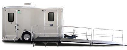 102 LuxuryLav Narrow Body I+ADA Restroom