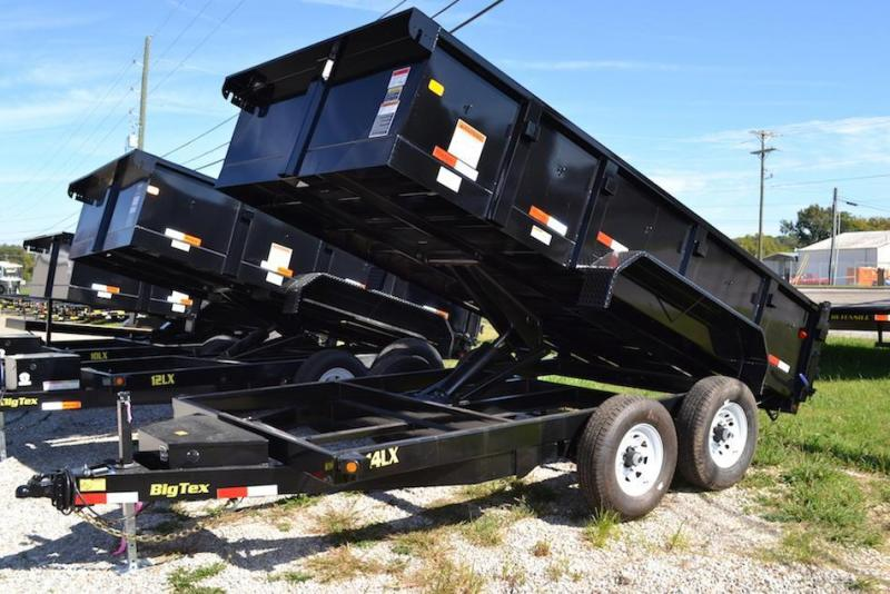 Big Tex 14LX Dump Trailer in Altenburg, MO