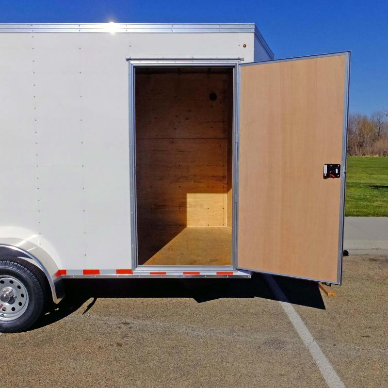 2019 Snake River 16TA Enclosed Cargo Trailer