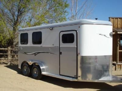 2019 Royal T Warmblood 2 Horse Trailer in Ashburn, VA
