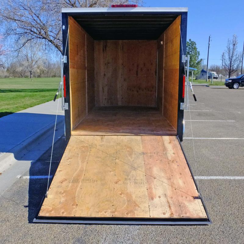 2019 Snake River 12TA Enclosed Cargo Trailer