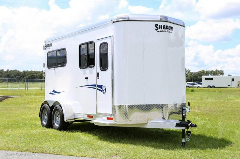 2020 Shadow Trailers STABLEMATE 2H SL Horse Trailer in Ashburn, VA
