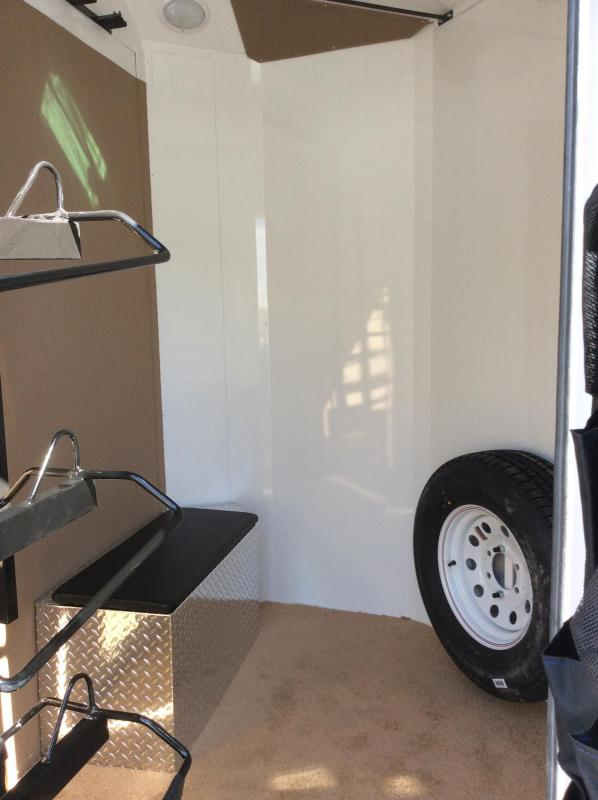 2019 Trails West Sierra Select   2 Horse Trailer
