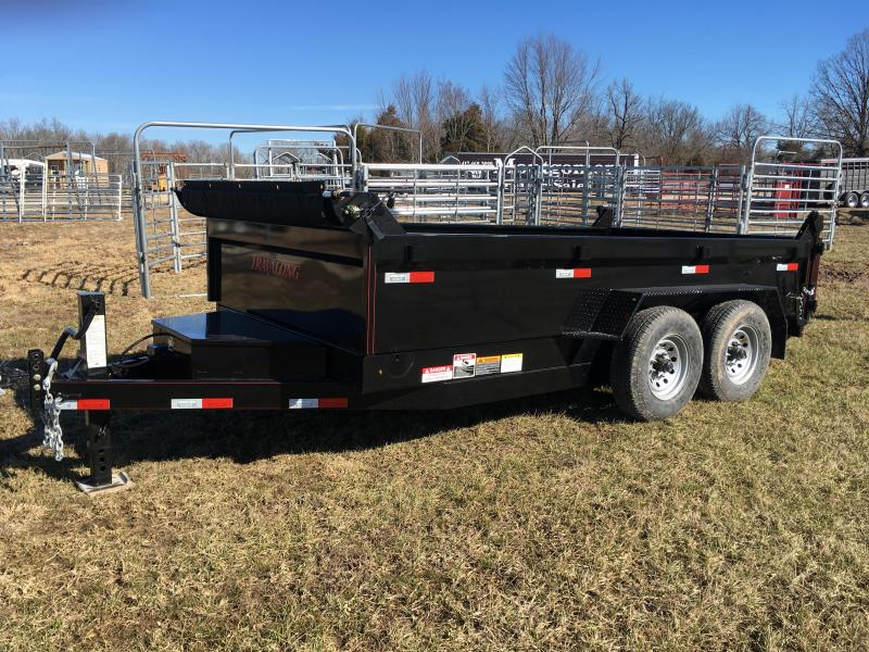 2019 Travalong DUMP Dump Trailer