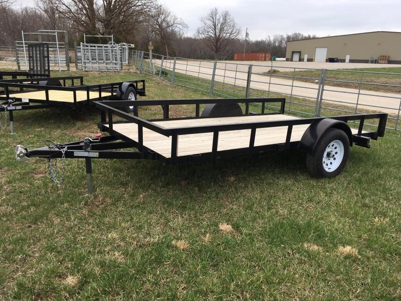 2017 Stag Utility Trailer